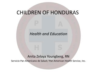 CHILDREN OF HONDURAS