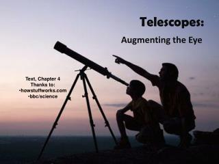 Telescopes: