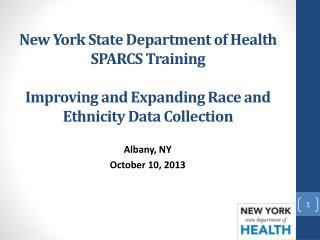 Albany, NY October 10, 2013