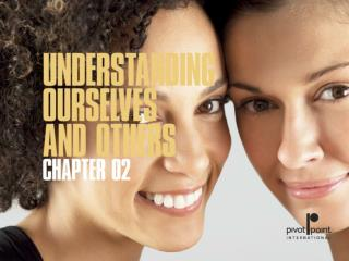 Chapter 2 Understanding ourselves and others