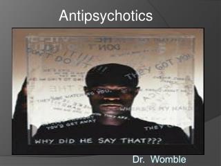 Dr.  Womble