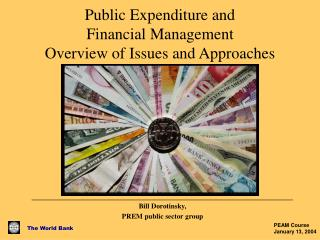 Public Expenditure and Financial Management Overview of ...