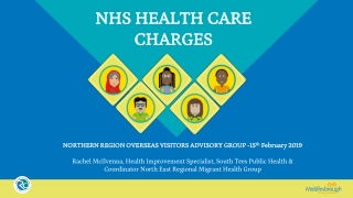 Overseas visitors Entitlement to NHS treatment