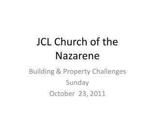 JCL Church of the Nazarene