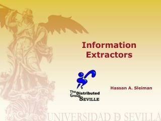 Information Extractors