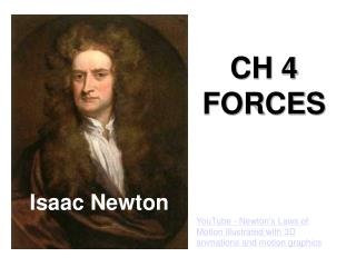 CH 4 FORCES