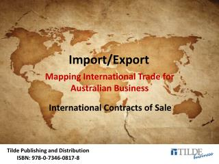 International Contracts of Sale