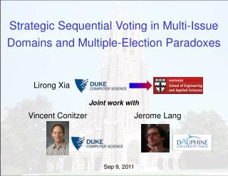 Strategic Sequential Voting in Multi-Issue Domains and Multiple-Election Paradoxes