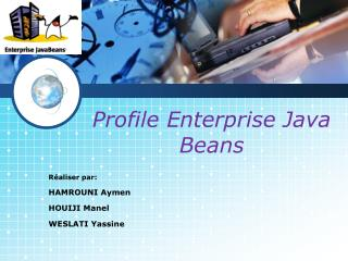 Profile Enterprise Java Beans