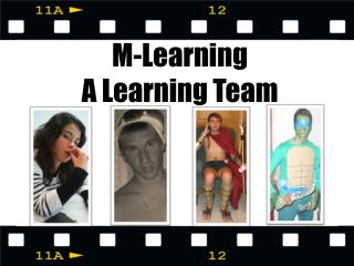 M-Learning A Learning Team