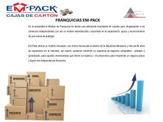 FRANQUICIAS EM-PACK