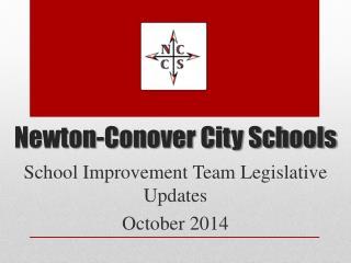 Newton-Conover City Schools