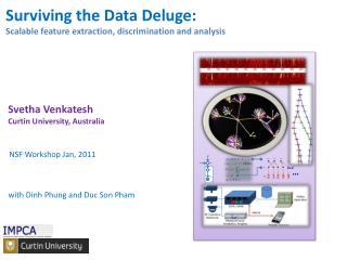 Svetha Venkatesh Curtin University, Australia