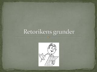 Retorikens grunder