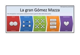 La gran Gómez Mazza