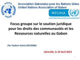 Par Hubert Aimé KOUMBA Libreville, le 24 Avril 2013