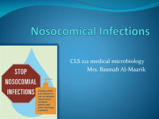 Nosocomical  Infections