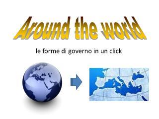le forme di governo in un click
