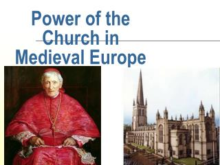 Power of the Church in Medieval Europe