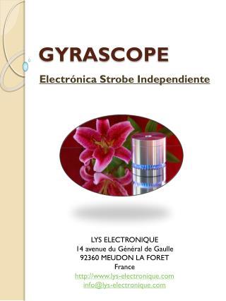 GYRASCOPE