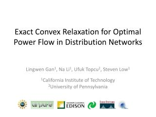 Exact Convex  R elaxation for Optimal Power Flow in Distribution Networks