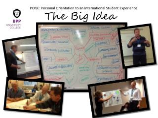 POISE: Personal Orientation to an International Student Experience