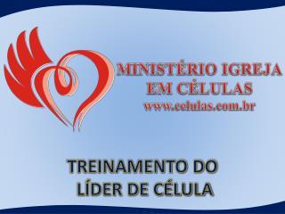 TREINAMENTO DO  L�DER DE C�LULA
