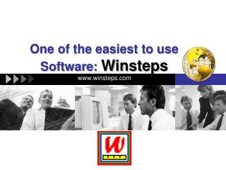 One of the  eas iest to use Software :  Winsteps