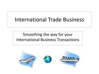 International Trade Business