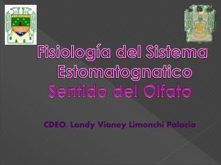 Fisiología del Sistema  Estomatognatico