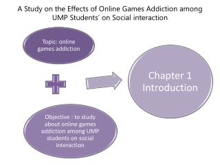 A Study on the Effects of Online Games Addiction among UMP Students' on Social interaction