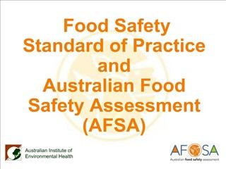FOOD SAFETY FORUM