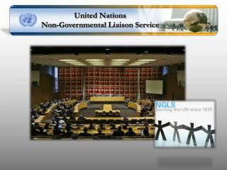 United Nations  Non -Governmental  Liaison Service