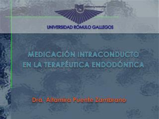 Dra. Altamira Puente Zambrano