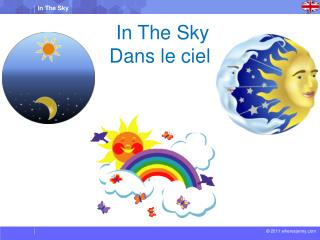 In The Sky  Dans le  ciel