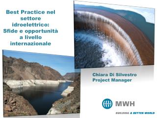 Chiara Di  Silvestro Project Manager