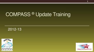 COMPASS  ® Update Training