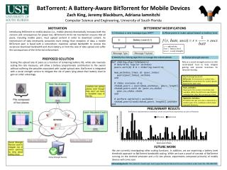 BatTorrent :  A Battery-Aware  BitTorrent  for Mobile Devices