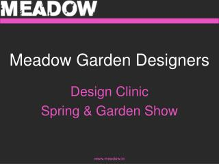 Meadow Design Clinic 2