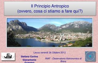 INAF - Osservatorio Astronomico di Brera