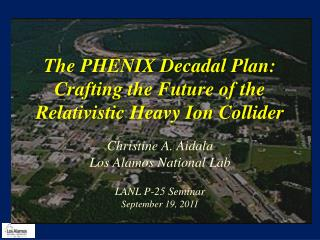 The PHENIX Decadal Plan:  Crafting the Future of the Relativistic Heavy Ion Collider