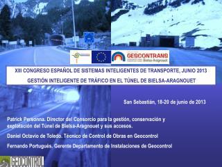 San Sebastián, 18-20 de junio de 2013