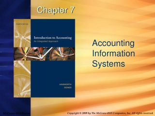 Accounting Information Systems