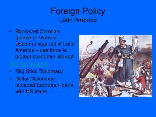 Foreign Policy Latin America