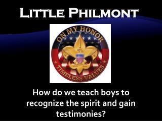 Little  Philmont