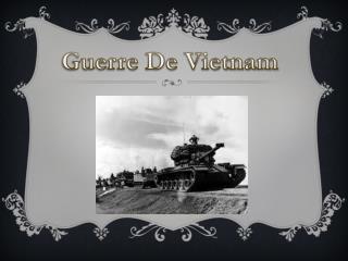 Guerre De Vietnam