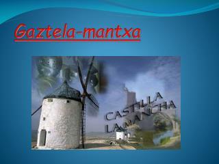 Gaztela-mantxa