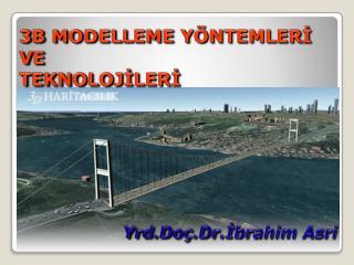 Yrd. Doç.Dr .İbrahim Asri