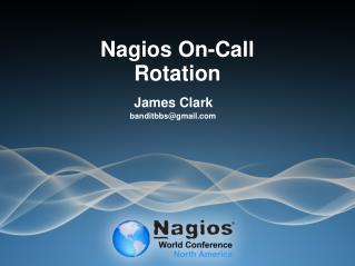 Nagios On-Call Rotation