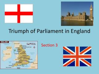 Triumph of Parliament in England